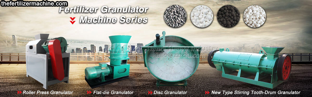 Research before purchasing fertilizer granule making machine
