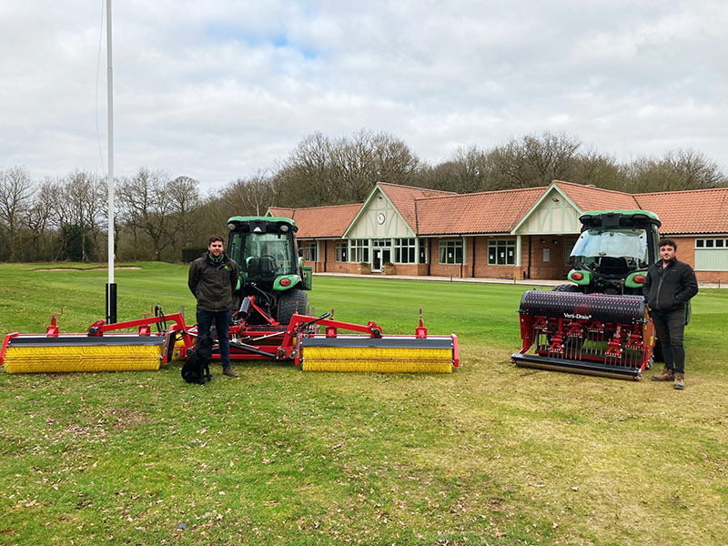 6m wide Top-Brush becomes Newark's weapon in the fight against worm casts