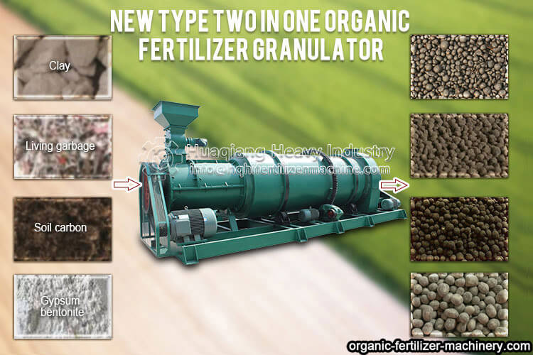 Advantages and precautions of NPK organic fertilizer granulator