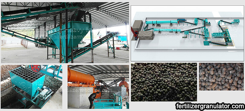 Attention to the safe use of livestock manure treatment equipment