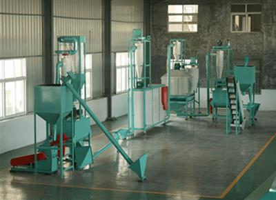 Small Fish Feed Production Line Manufacturer