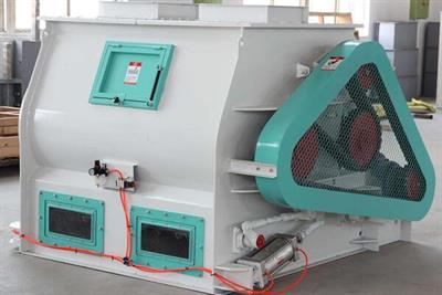 Farm Feed Mixer Machine Feed Mixing Machine Application In Feed Plant