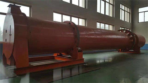 Wide Application Of Rotary Drum Dryer -4