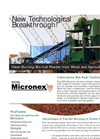 KDS Micronex - Clean Burning Bio-Fuel Powder from Wood and Agricultural Wastes Brochure