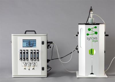 Synoxis - Model NANO - Modular Photobioreactor Cultivation System