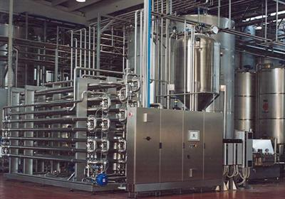 Padovan - Tubular Pasteurizer for Wine, Grape Juice and Dairy