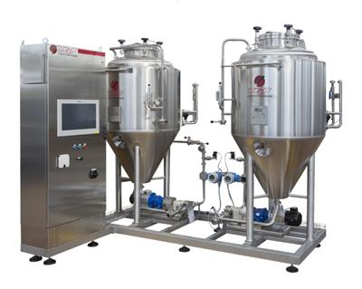 Padovan - Yeasts Propagation Machine for Wine and Grape Juice