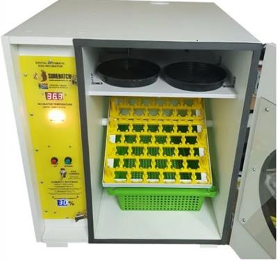 MiniHatch - Model SH60 - Fully Automatic Digital Egg Incubator and Hatcher