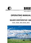 Centerstar - 9000 - Pivot / Linear Systems  Brochure