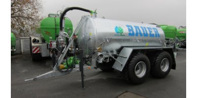 Bauer - Slurry Tankers from 2000 to 24000 Liters