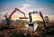 Epsilon Timber and Recycling Cranes
