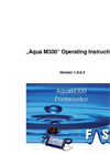 Aqua M300 - Version 1.0.0.4  - Operating Instructions Manual