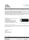 EL-USB-Lite; Temperature Data Logger - Data Sheet