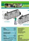 Big Hanna - Model T120 - Composter Specification