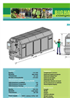 Big Hanna - Model T480 - Composter Specification