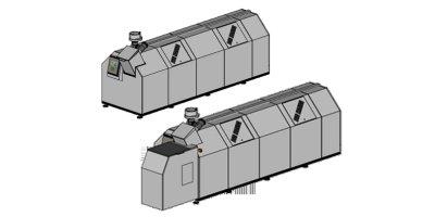 Big Hanna - Model T120 - Composter