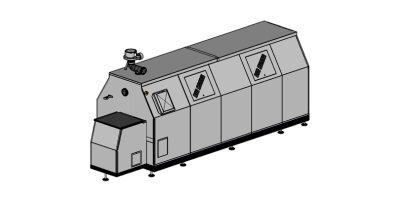Big Hanna - Model T240 - Composter