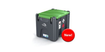 TruckMaster - Model 200L - Portable Diesel Storage & Dispensing