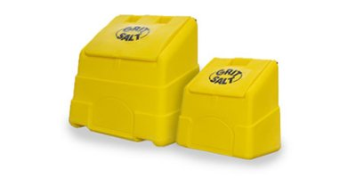 Grit bins and Coal Bunkers