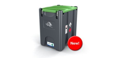 TruckMaster - Model 300L - Portable Diesel Storage & Dispensing