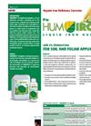Humiron - Fe WSP - Organic Iron Deficiency Corrector Brochure
