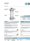 Data Sheet Calibration Pot 791.1-797-1
