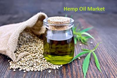 Hemp Oil Market is anticipated to flourish at a CAGR of 17.6% during the forecast period 2019-2024