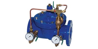 Model ZW209  Series - Pressure Reducing Valves