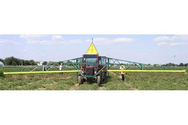 ROSTA - Model TOK-18 - Harvest Vegetable Conveyor