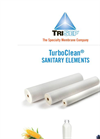 TriSep TurboClean - Sanitary Elements - Brochure