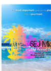 SEJ`s 21st Annual Conference 2011 Brochure