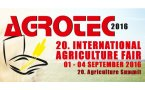 20. International Agriculture and Agricultural Technologies Fair