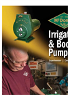 Irrigation and Booster Pump Brochure
