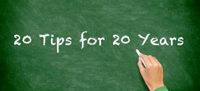 20 Tips for 20 Years - How Buyers Can Get the Most out of XPRT