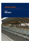 TenCate Nicolon - Cow Mattress Top Layers - Brochrue