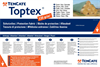 Toptex Installation Straw Protection Cover - Brochure