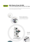 Mini Spray Dryer B-290 - Brochure