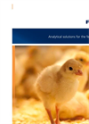 Analytical solutions for the feed industry- Brochure