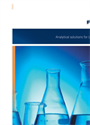 Analytical solutions for Laboratories- Brochure
