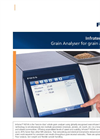 Infratec - Model NOVA - Grain Analyzer Brochure