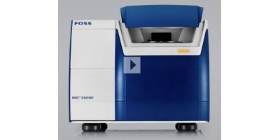 FOSS - Model DS2500 F - NIRS  Feed Analyser