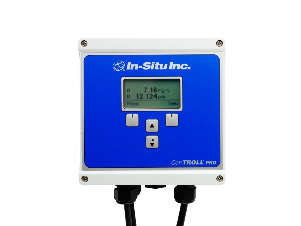 In-Situ ConTROLL - Model Pro - Aquaculture Process Controller
