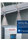 AutoJet - 2050 - Spray Control Panel Brochure
