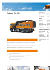 Model DH 811 L - Wood Chipper- Brochure