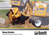 Model 2890SP - Self-Propelled Stump Grinders Brochure