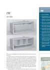 Munters - - Wall Inlets - Datasheet