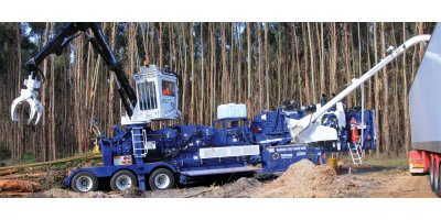 Model 5000H - Whole Tree Chipper