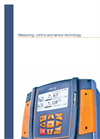Measuring, Control and Sensor Technology - Catalogue
