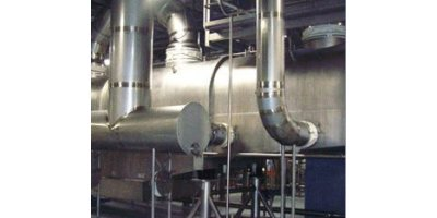 C.E. Rogers - Multi-Stage Vertical Spray Dryer