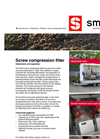 SMICON - - Screw Compression Filter Brochure